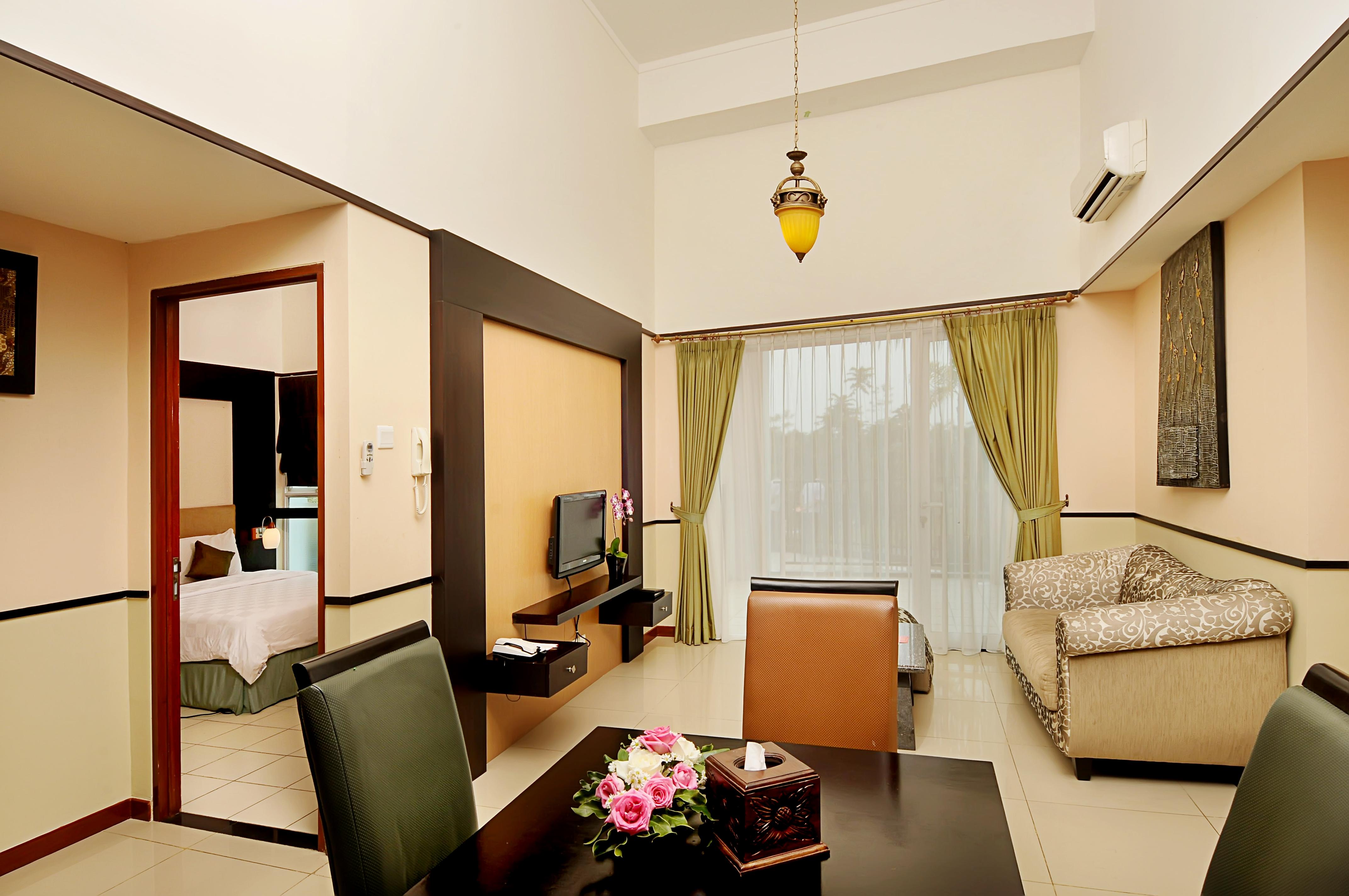 Executive Suite Marbella Suites Bandung