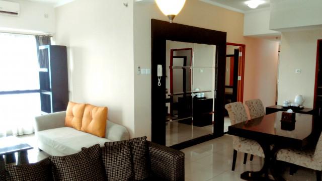 Marbella Suites - Master Suite Living Room