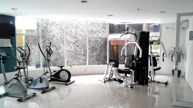Marbella Suite - Gym Center