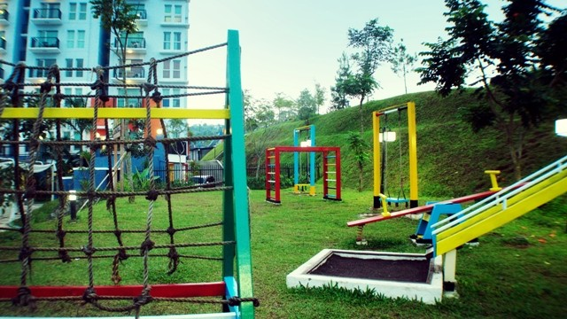 Marbella Suites - Kids Playground