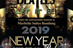 Beatles New Years Party 2019