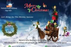 CHRISTMAS & SCHOOL HOLIDAY